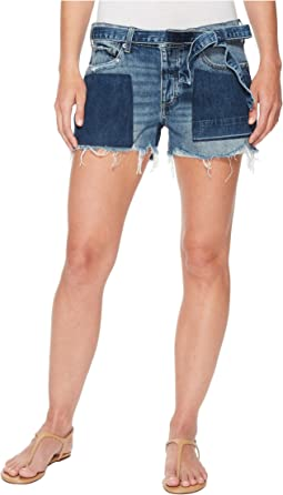 08fffa32561085 Lucky brand plus size ginger bermuda shorts in sunbeam