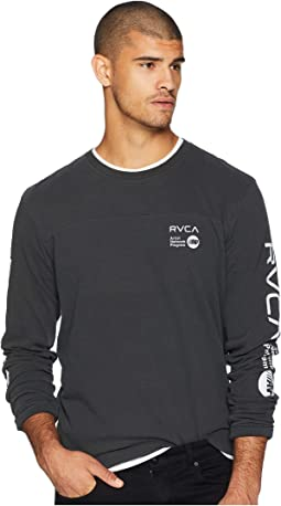 7ec56f1c Rvca westsiders muscle tee black haze, Clothing | Shipped Free at Zappos