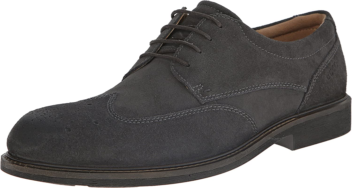 Ecco Men's Findlay Brogue Tie Oxford