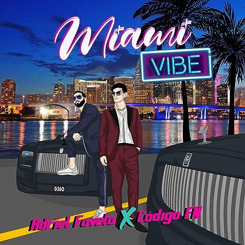 Amazon.com: Miami Vibe [Explicit]: Adriel Favela: MP3 Downloads