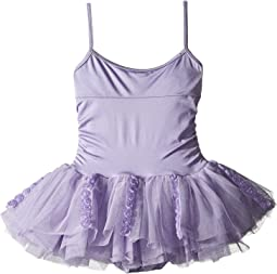 Rosette Tutu Dress (Toddler/ Little Kids/Big Kids)