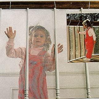 4 Tornillos roscados a presi/ón para pasarelas de Seguridad para beb/és SUNSKYOO