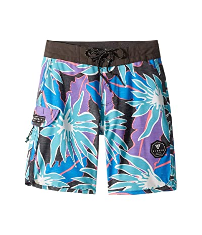 VISSLA Kids Lucid Dream Boardshorts (Big Kids) (Black) Boy