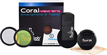 Polyplab Smartphone Coral View Lens Kit