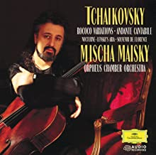 tchaikovsky andante cantabile string orchestra