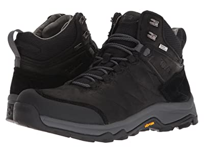 Teva Arrowood Riva Mid WP (Black) Men