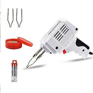 100W Electric Tin Soldering Iron Gun Accessories Manual Tin Gun Suction Tin Device Electric Welding Gun Tool Automatic Sol...