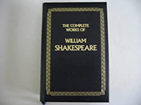 The Complete Works of William Shakespeare - Leather Deluxe Edition
