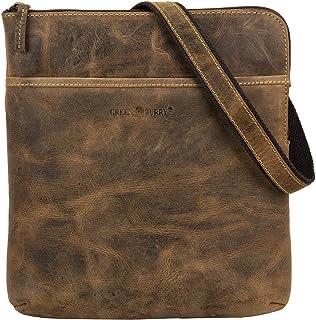 Greenburry Men's Shoulder Bag brown Antique brown