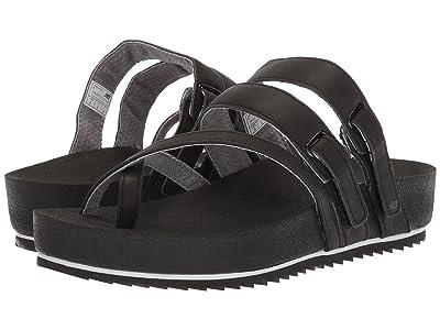 New Balance Traveler Sandal (Black) Women