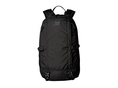 Burton Sleyton Pack (True Black Triple Ripstop) Day Pack Bags