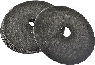 Discos de corte de acero inoxidable de 100mm amoladora