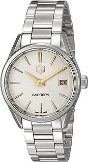 TAG Heuer Women's WAR1312.BA0778 Analog Display Swiss Quartz Silver Watch