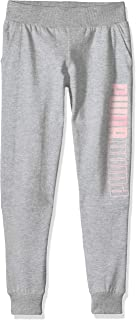 Big Girls' Fleece Joggers