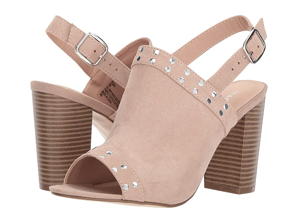 Madden Girl Rebba (Taupe Fabric) Women