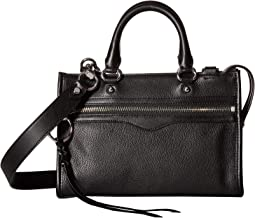 Micro Bedford Zip Satchel