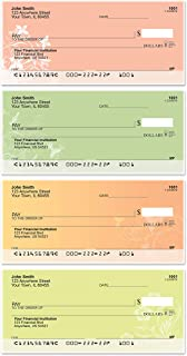Creeping from The Corner Top Tear Value Priced Personal Checks (1 Box of Singles, Qty. 125)