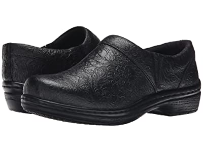 Klogs Footwear Mission (Black Tooled) Women