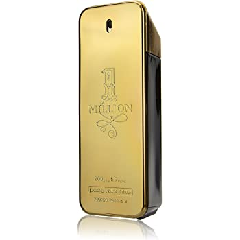 Paco Rabanne 1 Million EDT Vapo 200ml for Men: