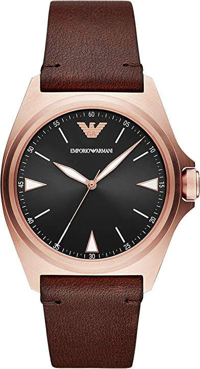 Orologio emporio armani orologio analogico quarzo uomo AR11258