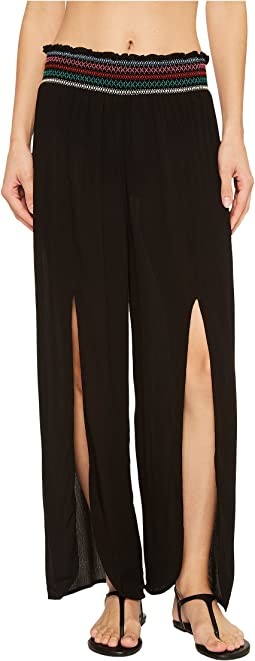 Crystal Cove Split Leg Pant Cover-Up