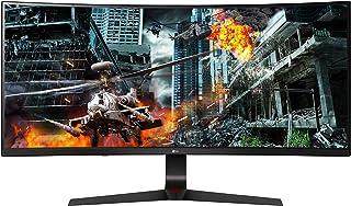 """LG 34GL750-B, Monitor 34"""" Gaming UltraGear, UltraWide 21:9, 144Hz ,1ms, IPS, Adaptative Sync, G Sync, AMD Free Sync."""