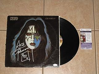 Ace Frehley signed KISS Solo 1978 Album LP Record Vinyl Auto Autographed JSA COA