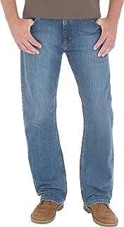 Wrangler Mens Comfort Straight Fit Jeans