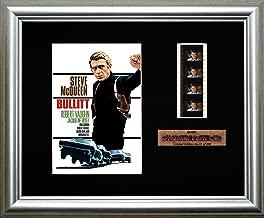 Bullitt - Framed filmcell picture (s)