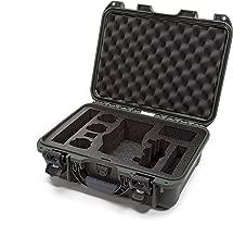 Nanuk DJI Drone Waterproof Hard Case with Custom Foam Insert for DJI Mavic 2 Pro/Zoom - Olive - Made in Canada