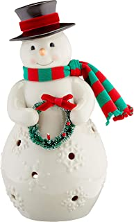 Lenox Merry & Light Lit Snowman