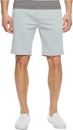 34 Heritage - Nevada Shorts in Ice Twill