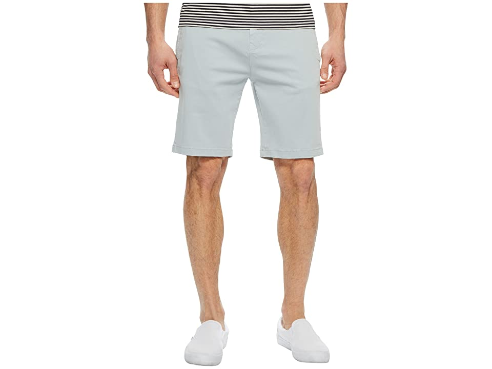 Image of 34 Heritage Nevada Shorts in Ice Twill (Ice Twill) Men's Shorts