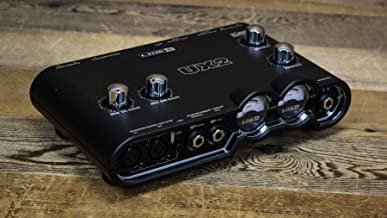 Line 6 TonePort UX2 Black Edition Audio Interface