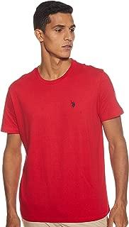 U.S. Polo Association Men's Short Sleeve Crew-Neck T-Shirt