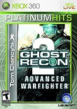 Tom Clancy's Ghost Recon Advanced Warfighter 2 - Xbox 360 (Renewed)