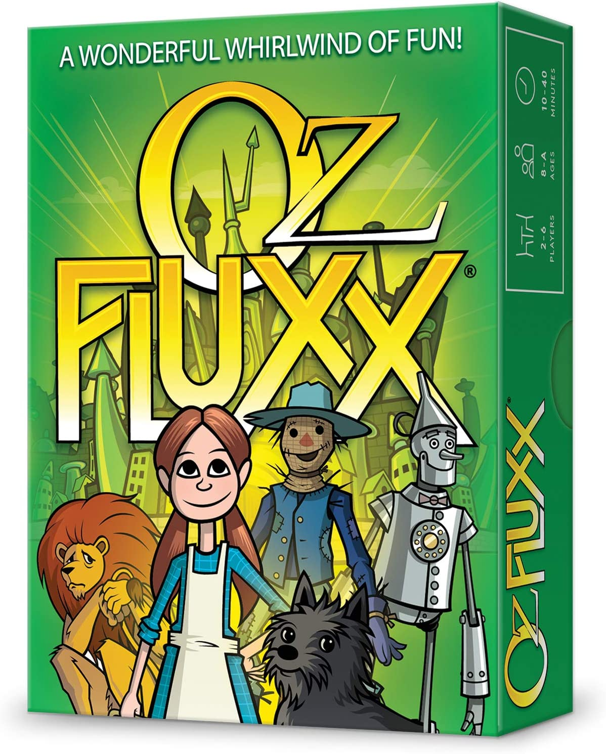 Max 52% OFF Looney Labs Oz High order Card Fluxx Game