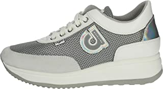 AGILE BY RUCOLINE Audrey Space Sport Sneakers Silver, Silver, 39