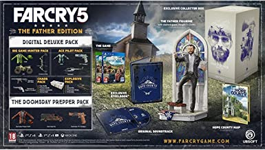 Best far cry 5 the father edition xbox Reviews