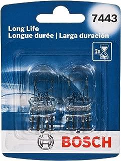 Bosch Automotive 7443LL 7443 Light Bulb, 2 Pack