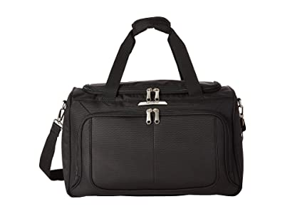 Samsonite Solyte DLX Travel Duffel (Midnight Black) Handbags