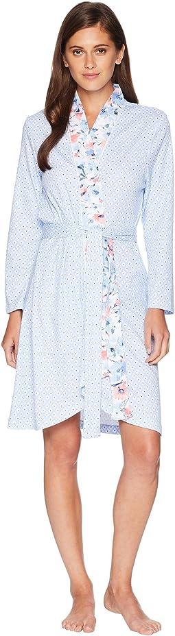 Long Sleeve Short Robe