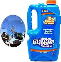 Joyin Toy Bubble Solution Refill (up to 2.5 Gallon) BIG Bubble Solution 32 Ounce..