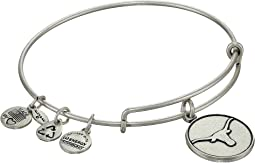 Alex and Ani - University of Texas Logo Charm Bangle
