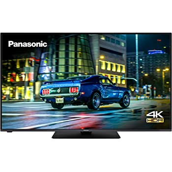 Panasonic TX-65HX580BZ 65 Inch 4K Ultra HD Multi HDR LED LCD Smart TV with Freeview Play (2020)