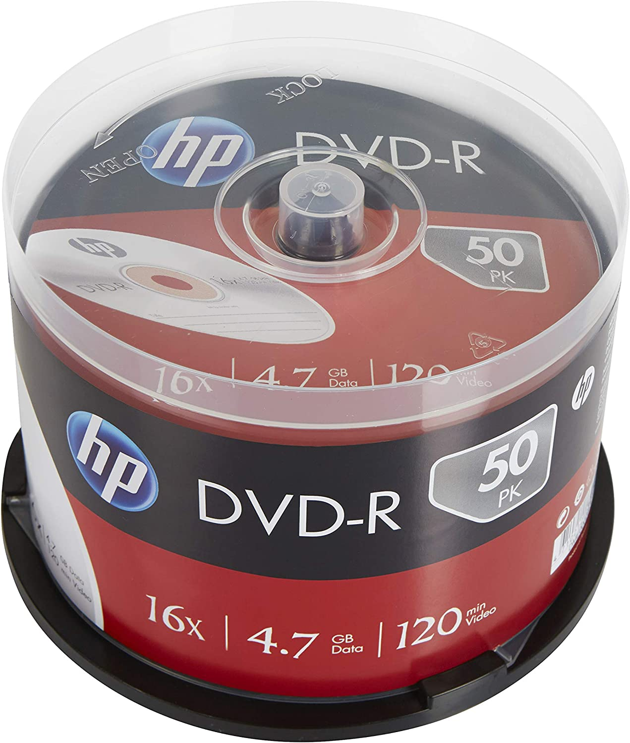 Dvd Blank Dvd R 4 7gbyte 120 240 Minutes 16x 50 Sp Computers Accessories