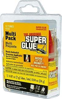 Super Glue 15187 Gel ، بسته پاک 12