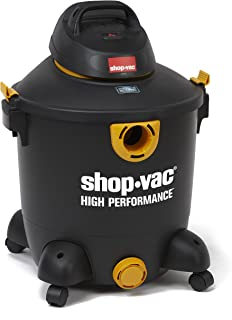 Shop-Vac 5987300 12 gallon 5.5 Peak HP SVX2 High Performance Series Wet Dry Vacuum Black/Yellow