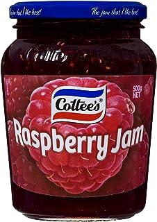 Cottee's Raspberry Jam, 500g