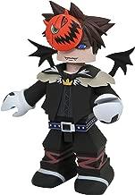DIAMOND SELECT TOYS MAY182298 Select Toys Kingdom Hearts: Halloween Town Sora Vinimate Vinyl Figure, Multicolor